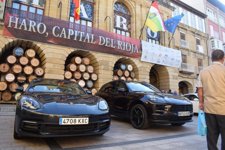 Pistoletazo de salida a la I Vuelta Porsche La Rioja desde Haro 4