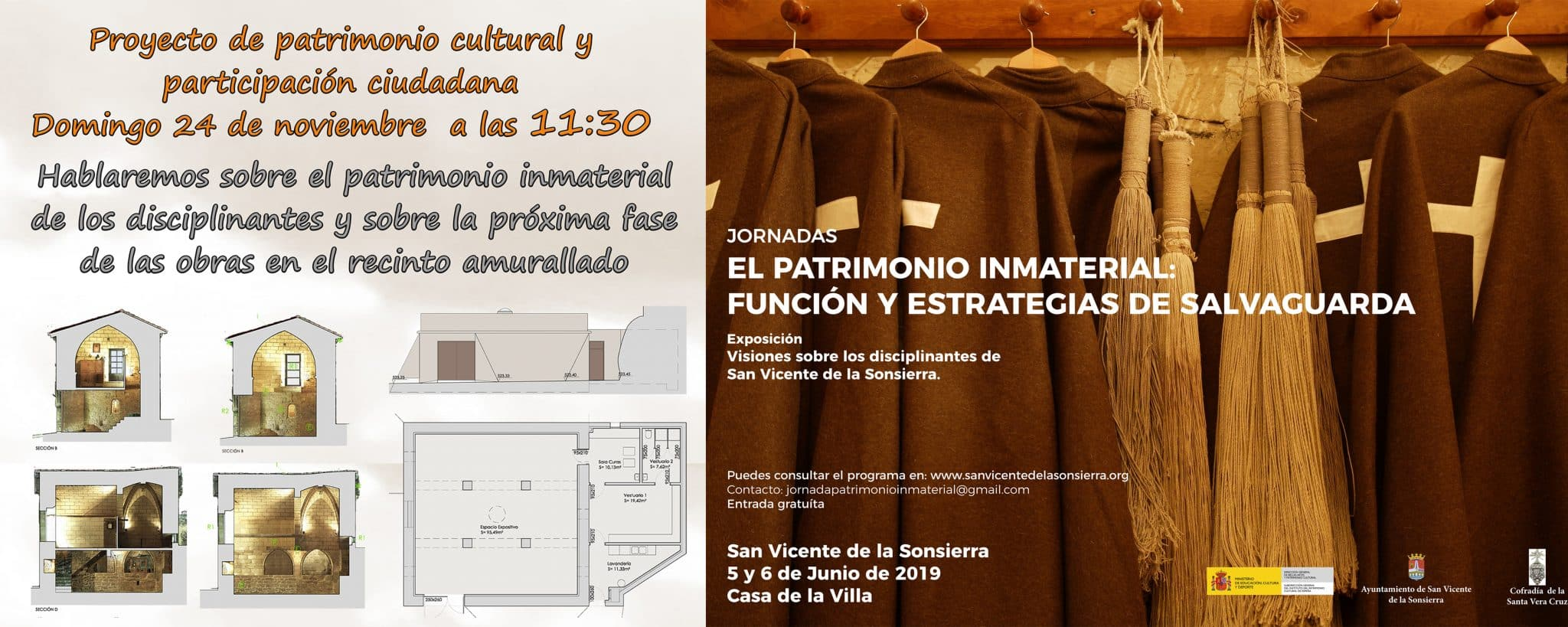 San Vicente de la Sonsierra continúa con sus jornadas de debate sobre patrimonio cultural del municipio 1