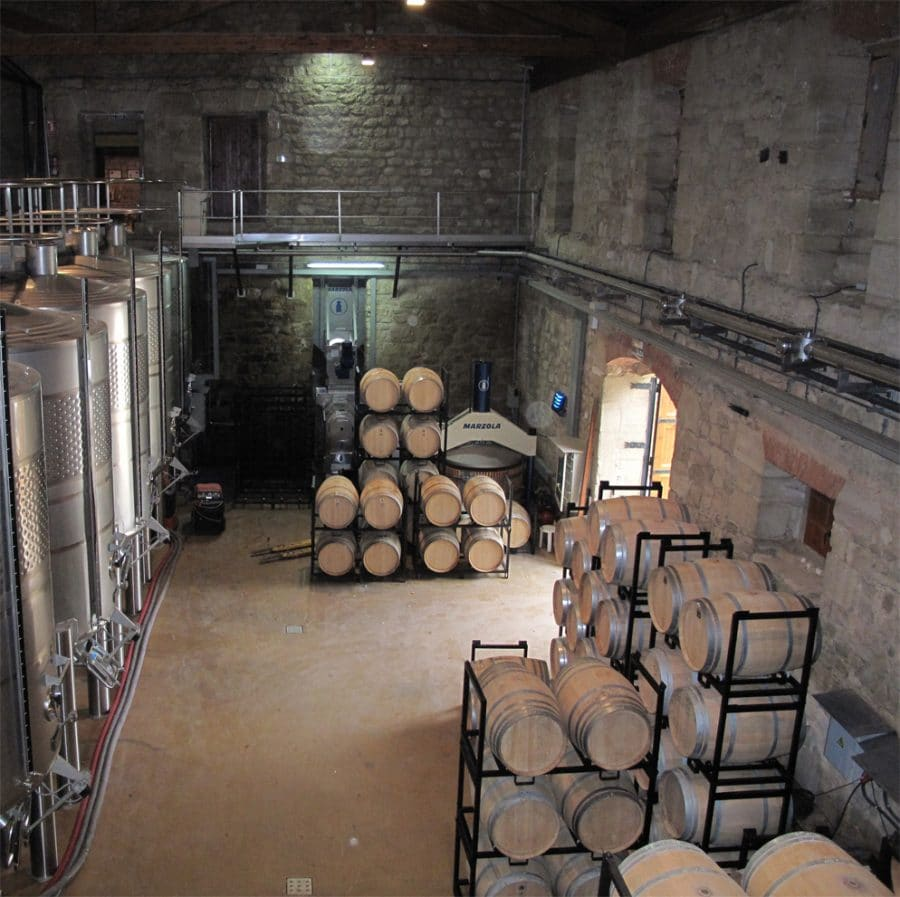 Hacienda El Ternero, la última bodega en cerrar la vendimia de Rioja 1
