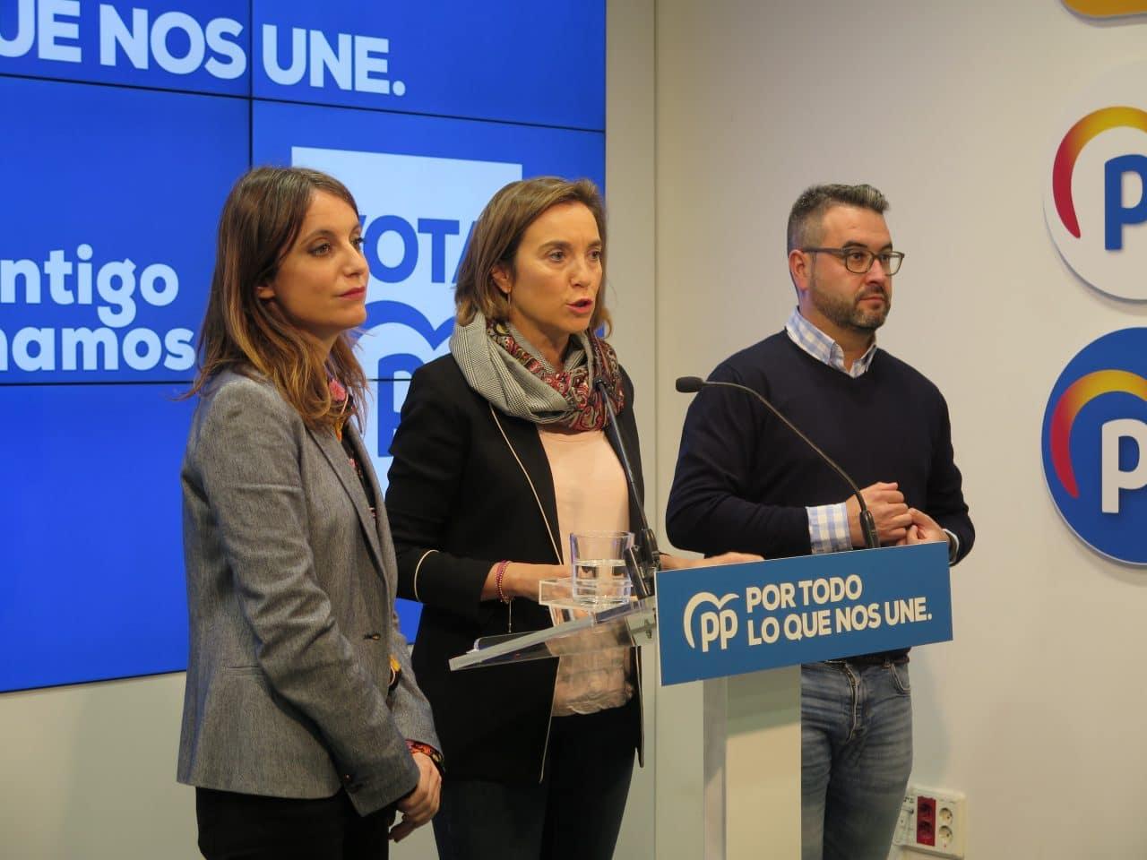 """Levy (PP) destaca en Santo Domingo de la Calzada la """"importancia patrimonial"""" del Camino de Santiago 1"""