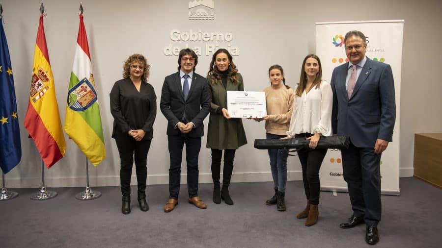 La Escuela de Hostelería de Santo Domingo renueva su compromiso con el medioambiente y la sostenibilidad 3