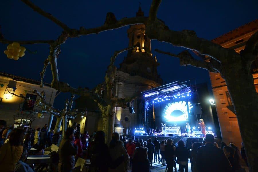 Más de 2.000 personas disfrutan de 'Cuzcuwine', la primera fiesta de la vendimia de Cuzcurrita 3