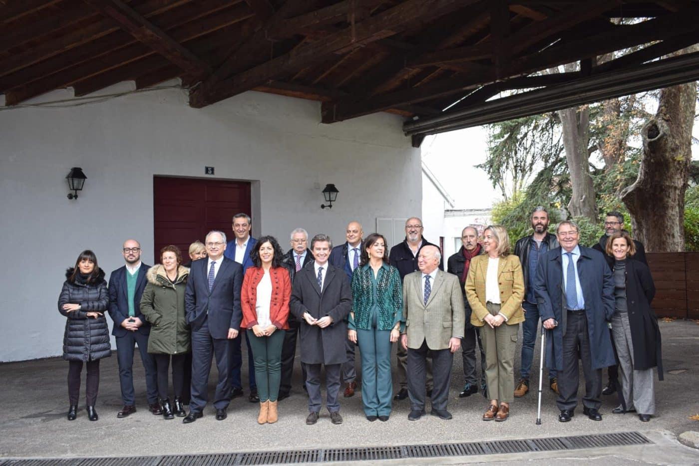 CVNE celebra su 140 aniversario con la ampliación de sus instalaciones en la histórica bodega de Haro 1