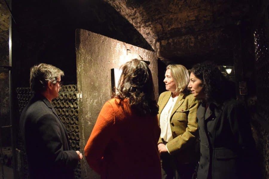 CVNE celebra su 140 aniversario con la ampliación de sus instalaciones en la histórica bodega de Haro 16