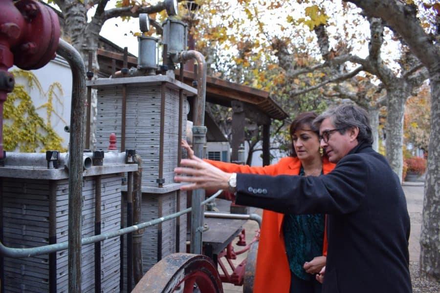 CVNE celebra su 140 aniversario con la ampliación de sus instalaciones en la histórica bodega de Haro 7