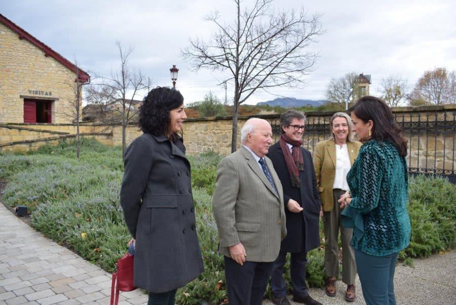 CVNE celebra su 140 aniversario con la ampliación de sus instalaciones en la histórica bodega de Haro 22