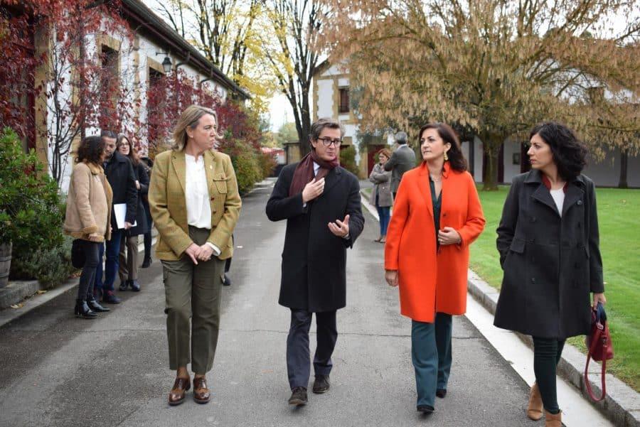 CVNE celebra su 140 aniversario con la ampliación de sus instalaciones en la histórica bodega de Haro 26