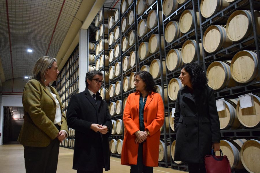 CVNE celebra su 140 aniversario con la ampliación de sus instalaciones en la histórica bodega de Haro 31
