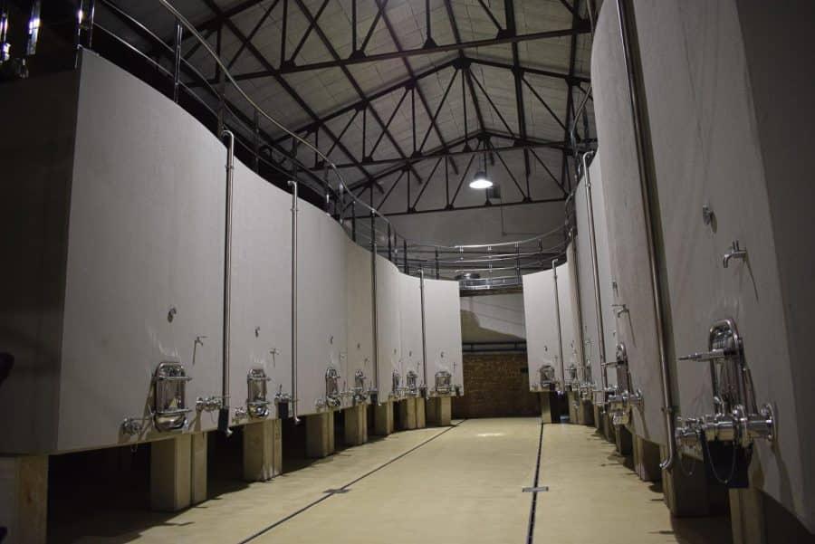 CVNE celebra su 140 aniversario con la ampliación de sus instalaciones en la histórica bodega de Haro 11