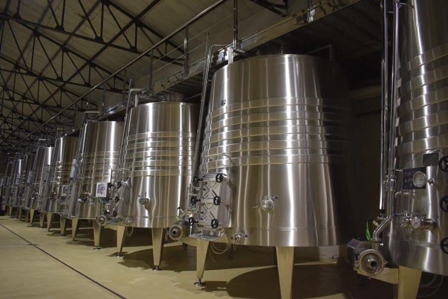 CVNE celebra su 140 aniversario con la ampliación de sus instalaciones en la histórica bodega de Haro 12