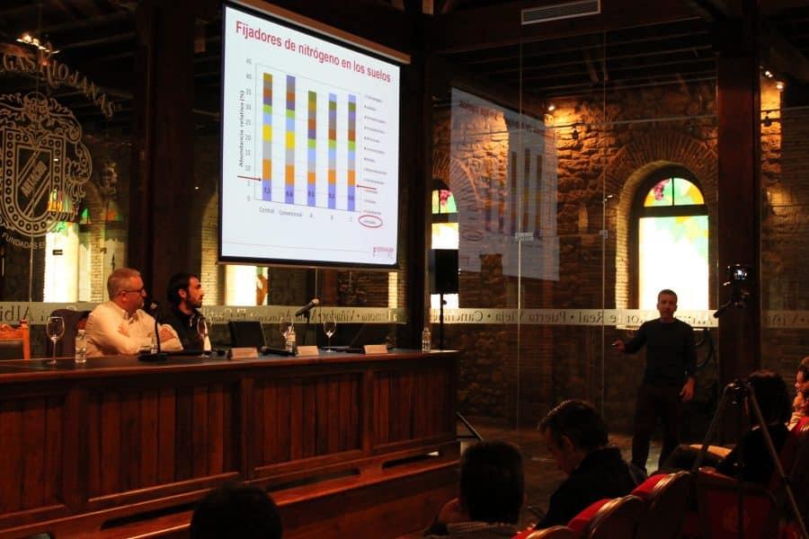 La Escuela de Viticultores de Bodegas Riojanas encara el reto de la sostenibilidad 2