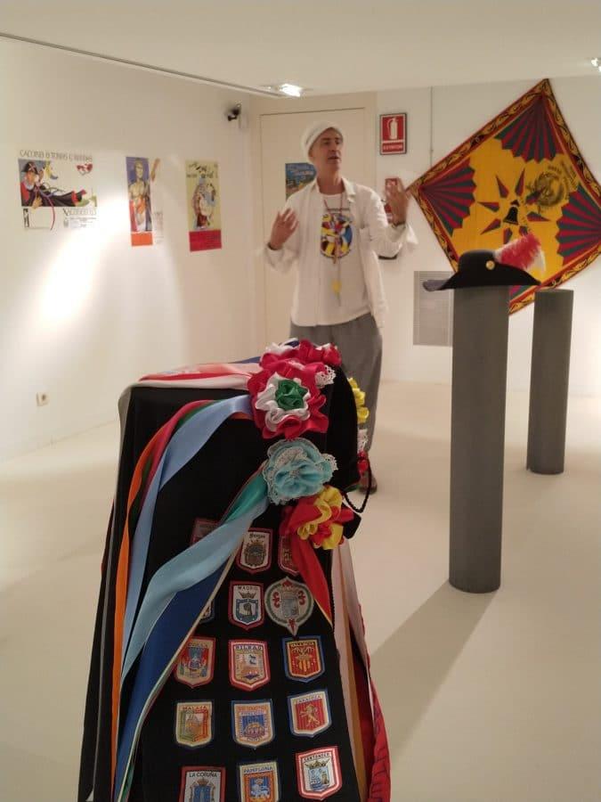 Santo Domingo acoge una exposición por el 40 aniversario de la Tuna Universitaria de Obras Públicas de Burgos 1