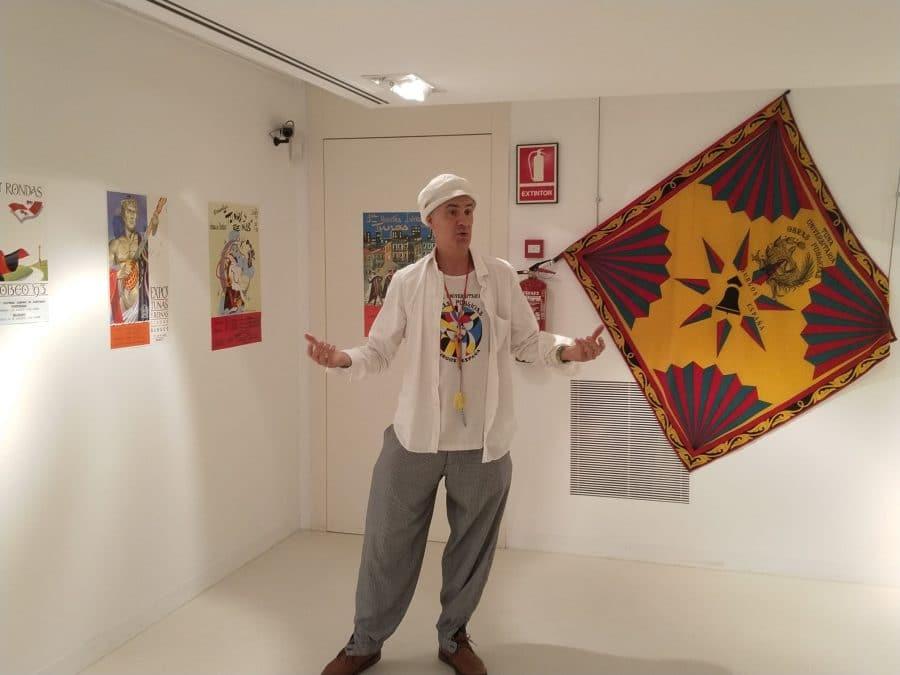 Santo Domingo acoge una exposición por el 40 aniversario de la Tuna Universitaria de Obras Públicas de Burgos 2