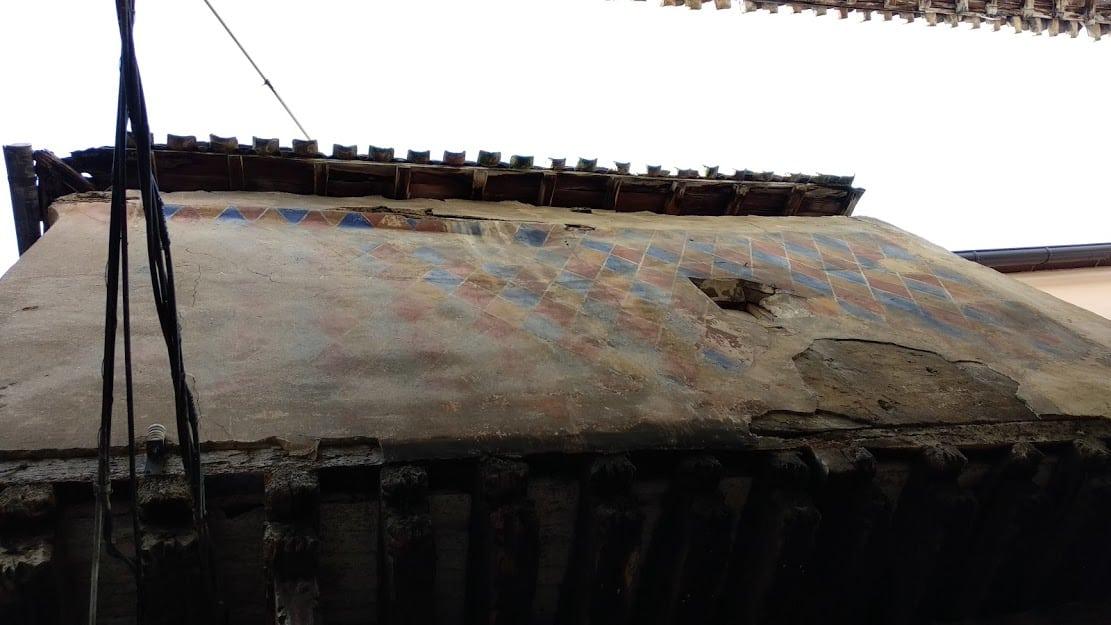 Haro deja aparcada la declaración en ruina del edificio histórico de la calle Costanilla 2