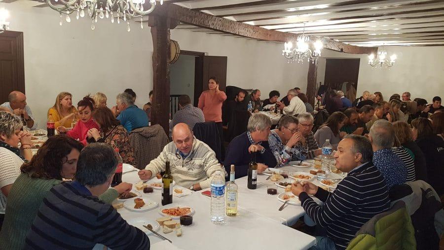 San Martín de Tours, por todo lo alto en Fonzaleche 3