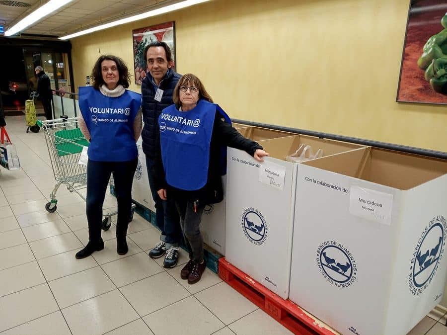 El Banco de Alimentos de La Rioja, con la esperanza de alcanzar el reto de los 190.000 kilos 4