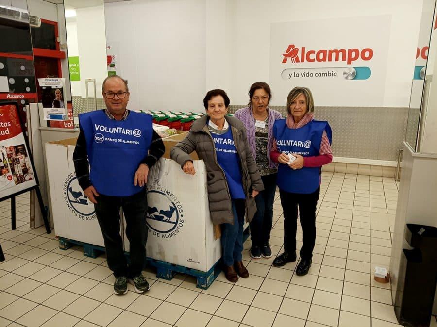 El Banco de Alimentos de La Rioja, con la esperanza de alcanzar el reto de los 190.000 kilos 3