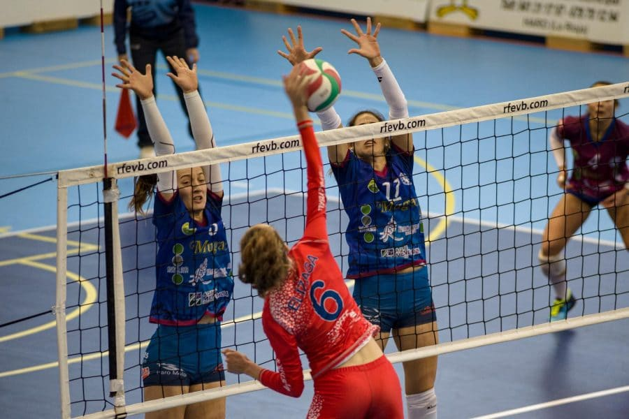 El Feel Volley Alcobendas se lleva ante el OSACC Haro un partido de infarto 3