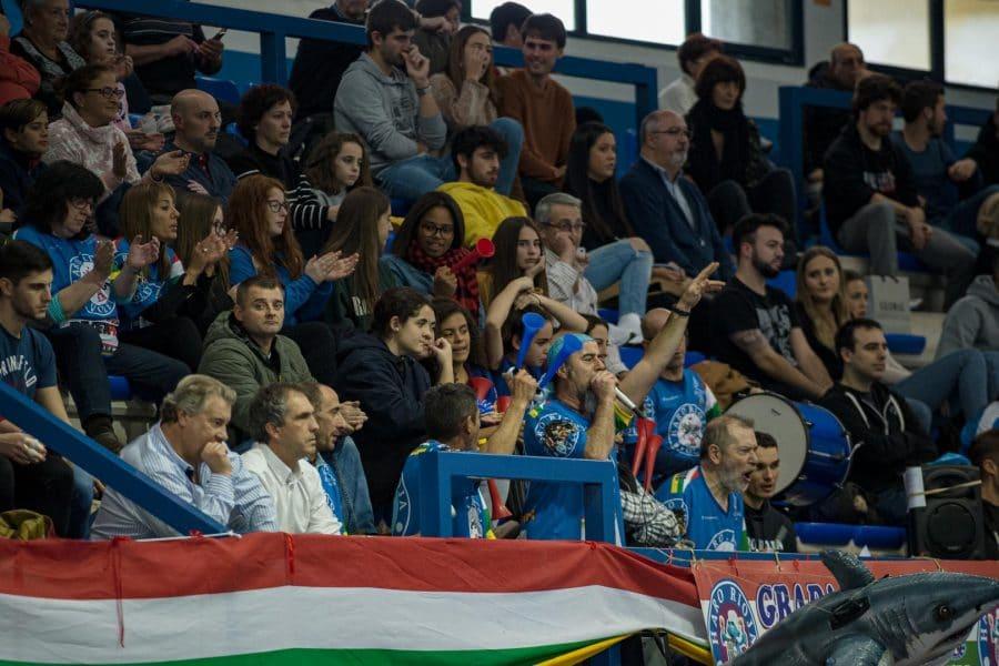 El Feel Volley Alcobendas se lleva ante el OSACC Haro un partido de infarto 6