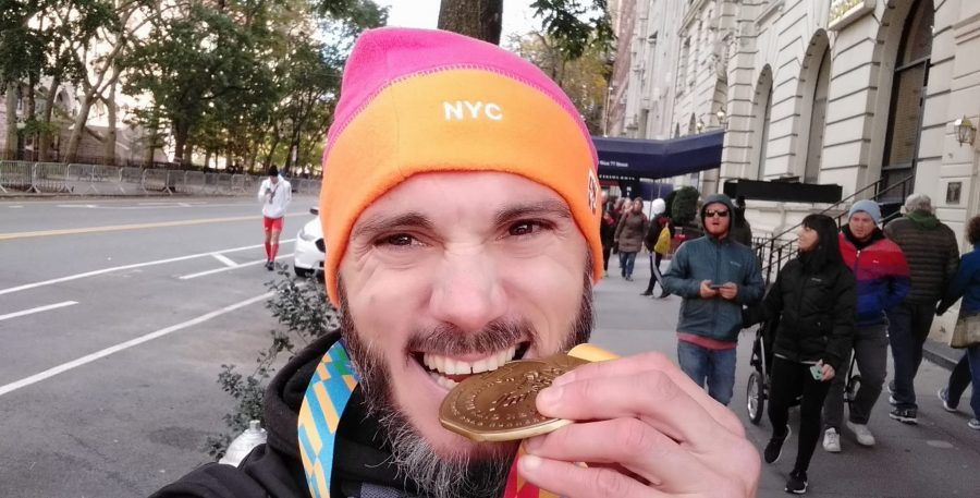 """Reto conseguido: """"Correr en Nueva York es una pasada"""" 5"""