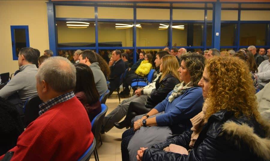 La Bodega Cooperativa San Cebrín de San Asensio acogió la entrega de los Premios Mildiu 2