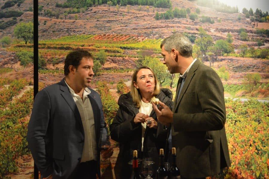 La Bodega Cooperativa San Cebrín de San Asensio acogió la entrega de los Premios Mildiu 3