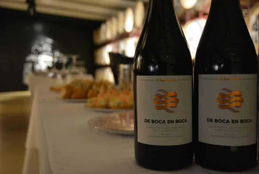 La Bodega Cooperativa San Cebrín de San Asensio acogió la entrega de los Premios Mildiu 4
