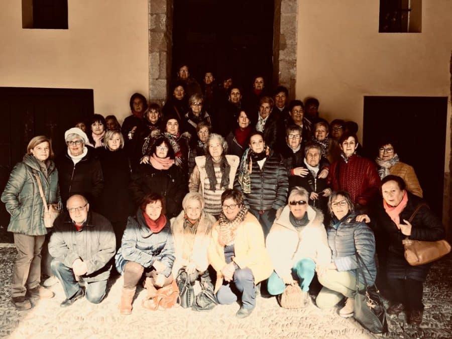 Las Mujeres de la Vega visitan Santo Domingo de la Calzada y Bañares 1