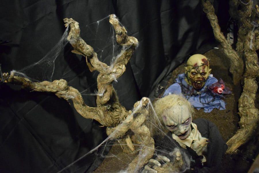 FOTOS: En las entrañas del pasaje del terror de Haro 23