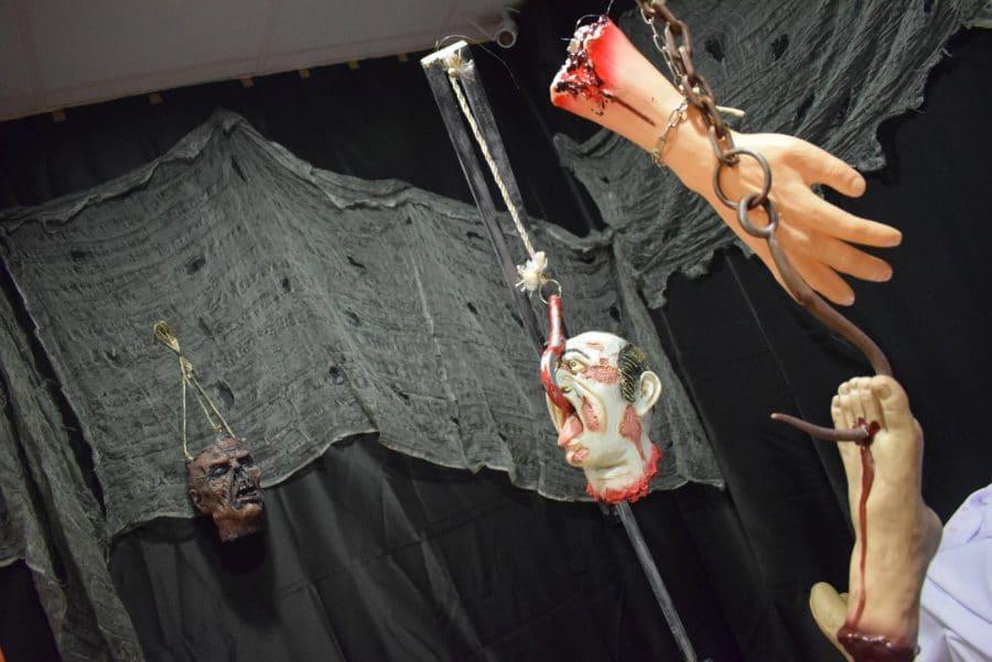 FOTOS: En las entrañas del pasaje del terror de Haro 30