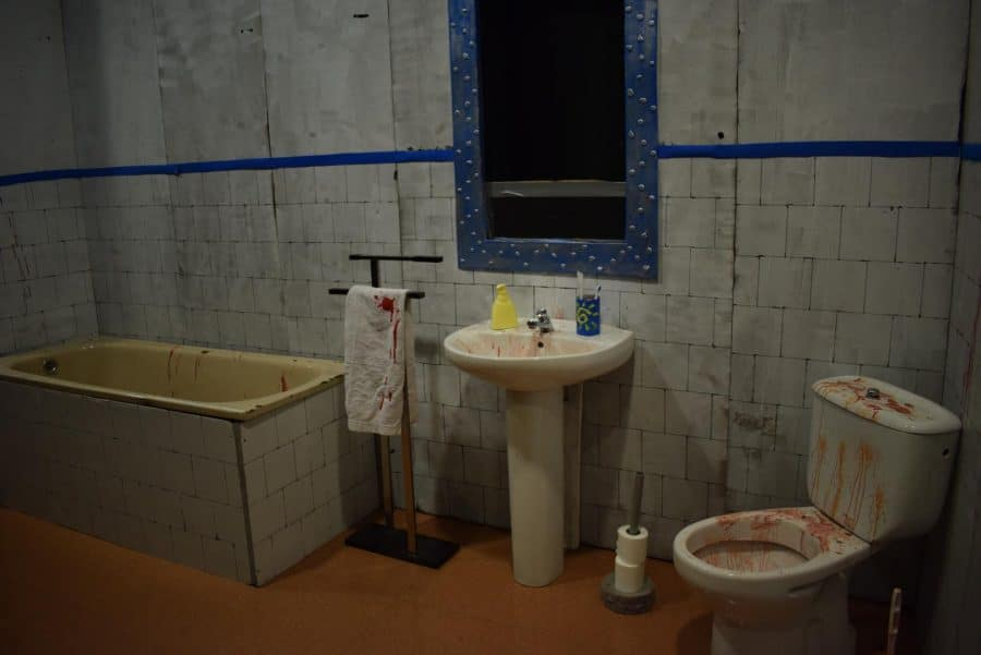 FOTOS: En las entrañas del pasaje del terror de Haro 13