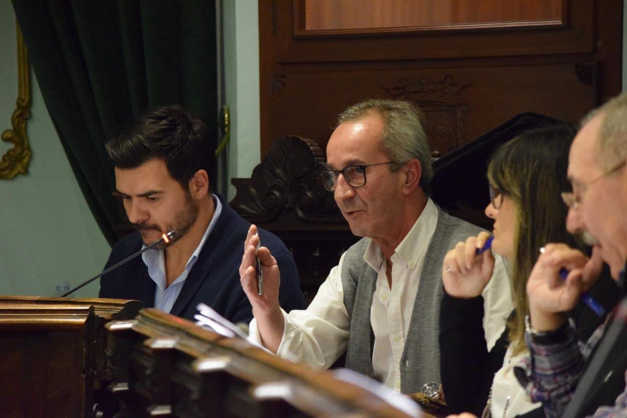 Pleno del Ayuntamiento de Haro: Dos síes y dos noes 1