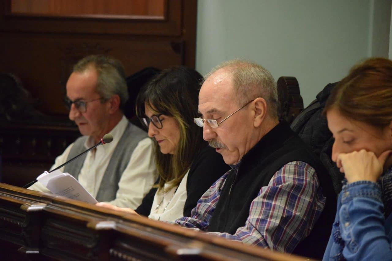 Pleno del Ayuntamiento de Haro: Dos síes y dos noes 3