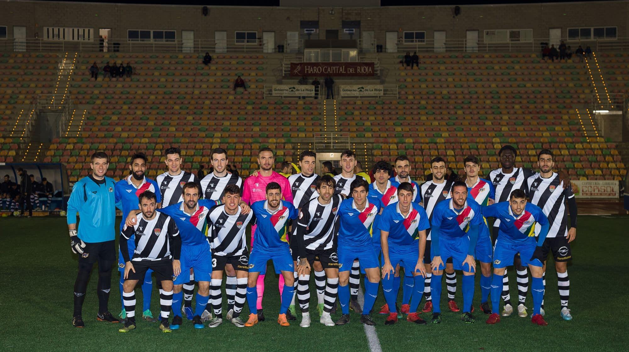 """La Selección Riojana de Fútbol afronta con """"ilusión"""" la Copa de las Regiones UEFA 3"""