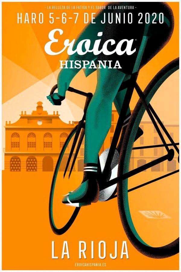 Eroica Hispania abre inscripciones para su edición de 2020 en Haro 3