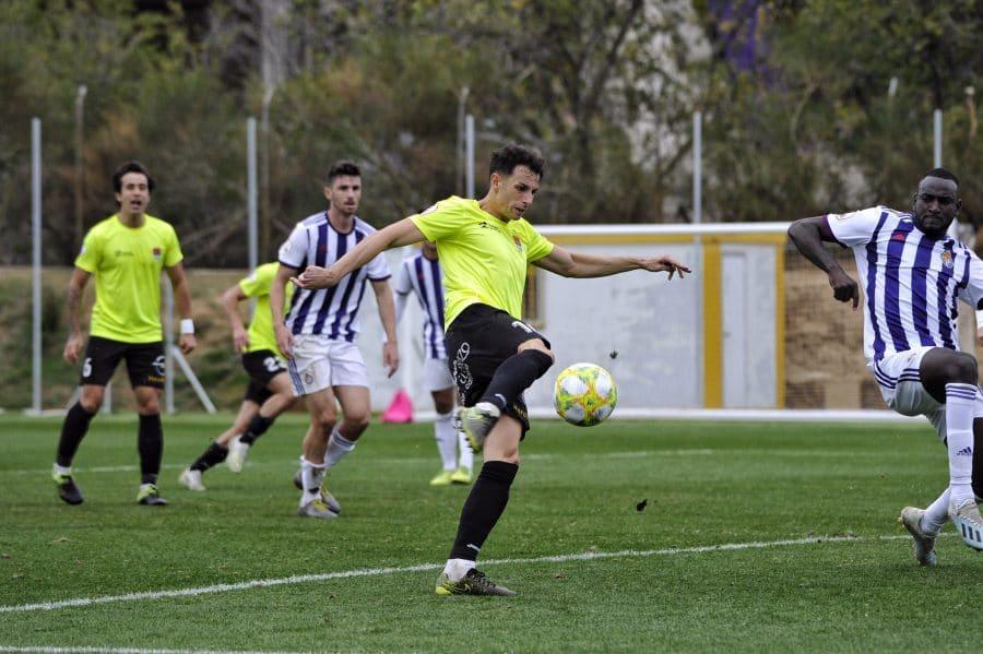 El Haro saca un punto de Valladolid a base de tesón 2
