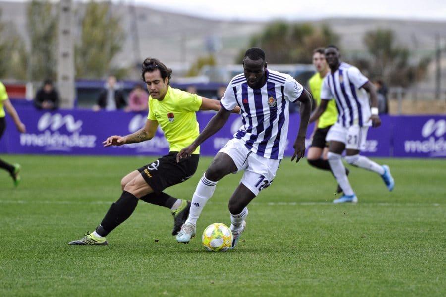 El Haro saca un punto de Valladolid a base de tesón 3