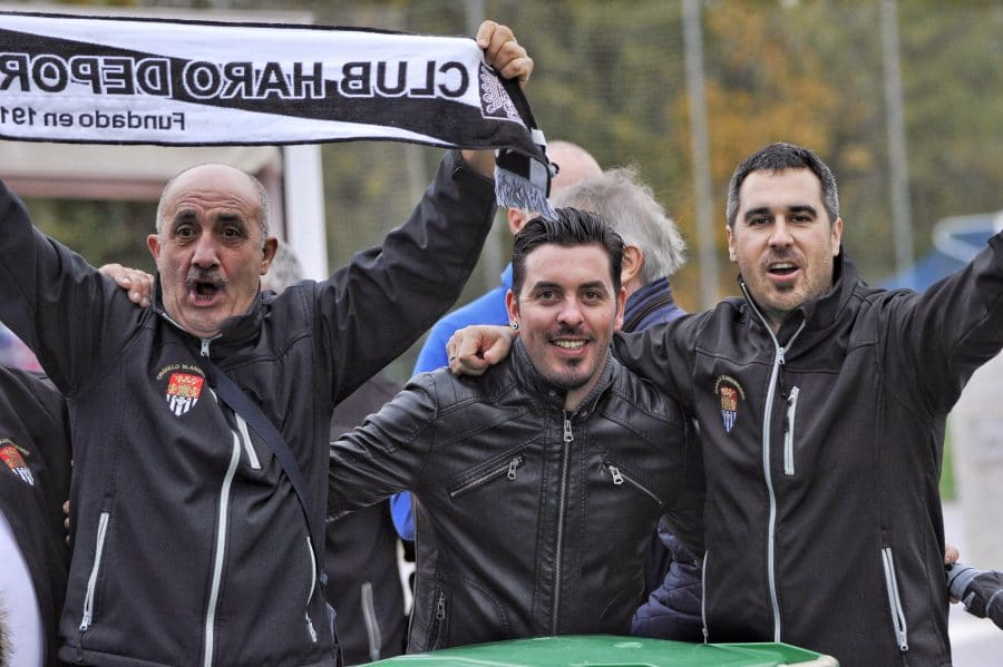 El Haro saca un punto de Valladolid a base de tesón 6
