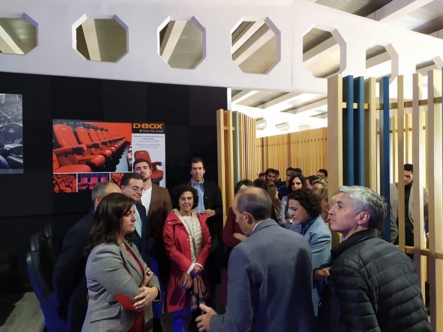 """La ministra de Trabajo visita en Ezcaray Euro Seating International: """"Un ejemplo de desarrollo e innovación"""" 6"""