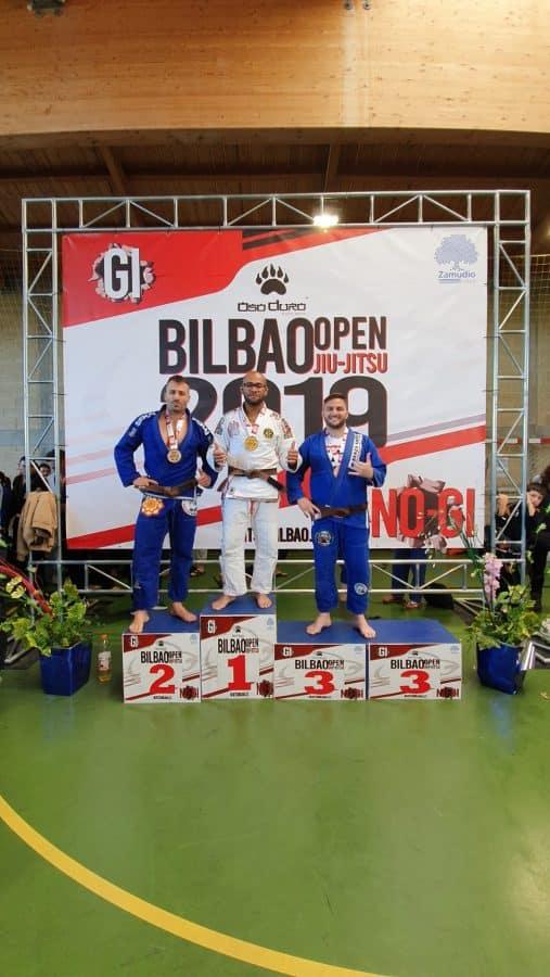 Varias medallas para el Haro Fight en el Bilbao Open Jiu-Jitsu 2019 2