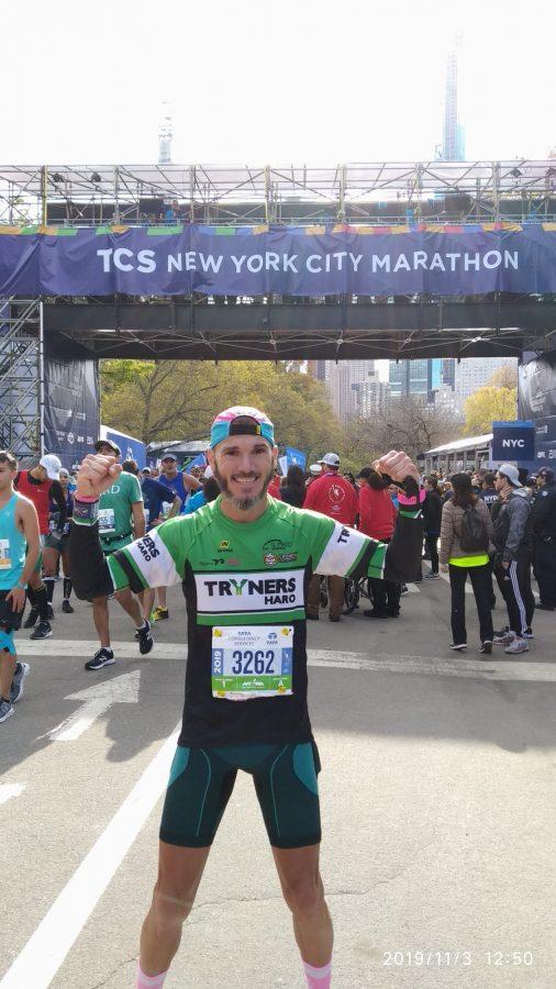 """Reto conseguido: """"Correr en Nueva York es una pasada"""" 2"""