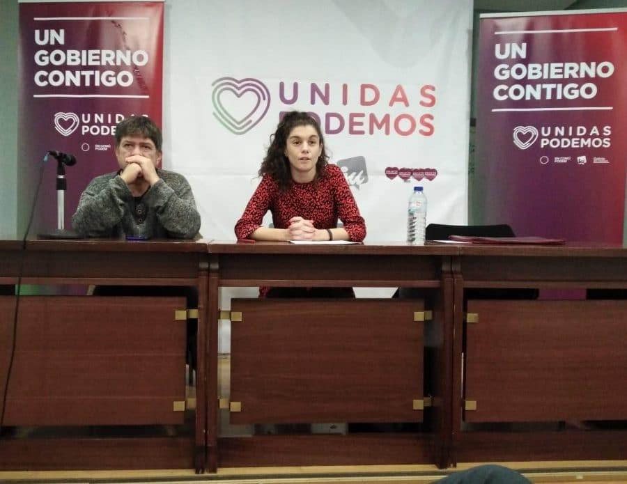 El Círculo de Podemos amenaza a Carrero con expulsarla del partido 1
