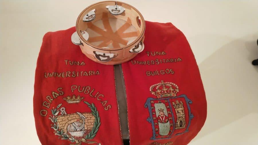 Santo Domingo acoge una exposición por el 40 aniversario de la Tuna Universitaria de Obras Públicas de Burgos 3