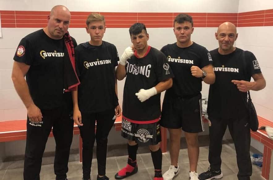 Velada de boxeo este sábado en Fuenmayor 2