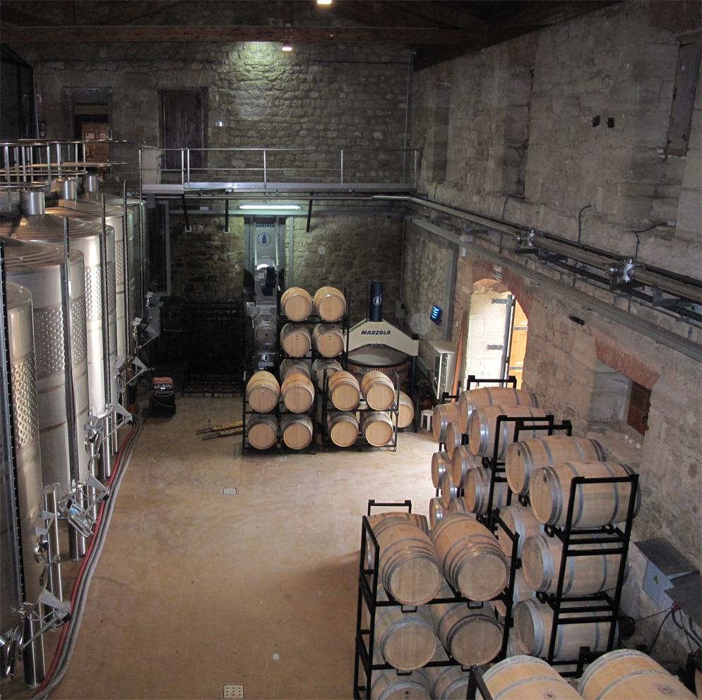 Hacienda El Ternero: El Rioja de Castilla 5