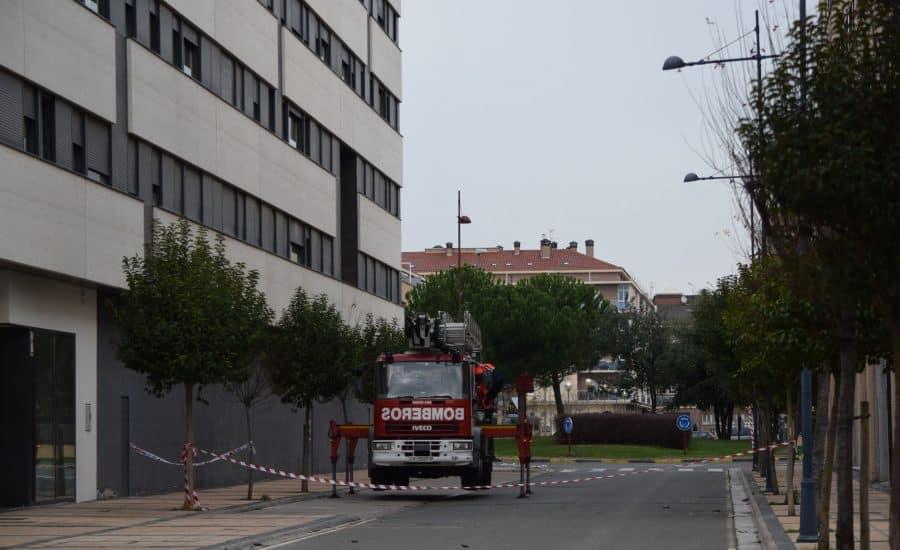 Abierta al tráfico la calle Antonio Larrea de Haro 2