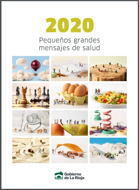 """La Rioja lanza un calendario para promover un estilo de """"vida activa y saludable"""" 1"""