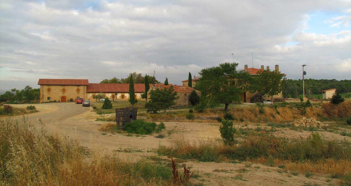 Hacienda El Ternero: El Rioja de Castilla 1