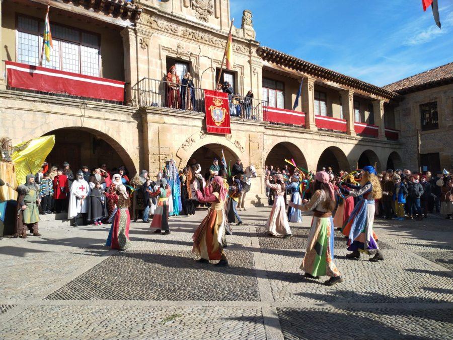 Santo Domingo de la Calzada viaja en el tiempo 14