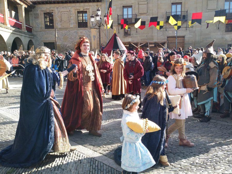 Santo Domingo de la Calzada viaja en el tiempo 13